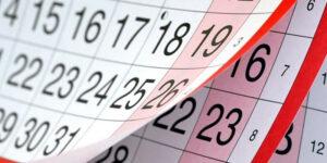 cuántos feriados quedan hasta fin de año