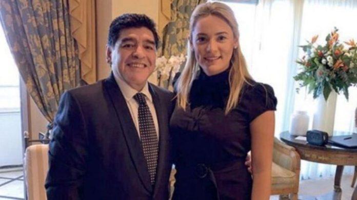 No dejaron entrar a Rocío Oliva al velatorio íntimo de Diego Maradona - MisionesOnline