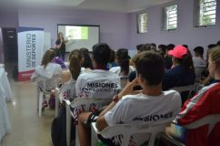 """""""Los deportistas misioneros hablan de salud mental"""", indicó la psicóloga del CePARD"""