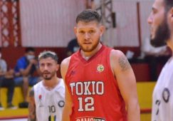 """""""Vamos a ir partido a partido, pero queremos ser protagonistas en nuestra casa"""", indicó Nelson Peralta, jugador de Tokio de Posadas"""