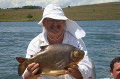 El domingo se disputará el Campeonato Internacional de Pesca de la Piraña