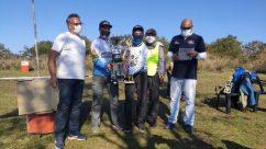 Posadas: los Gergoff se consagraron campeones del tradicional certamen de Pesca de la Piraña