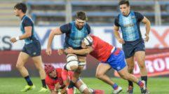 Rugby   Con el misionero Martín Bogado, Argentina XV perdió por 25 a 24 ante Chile