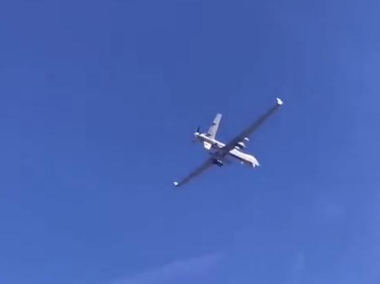 Эксперт объяснил, где российские истребители могли перехватить американский дрон