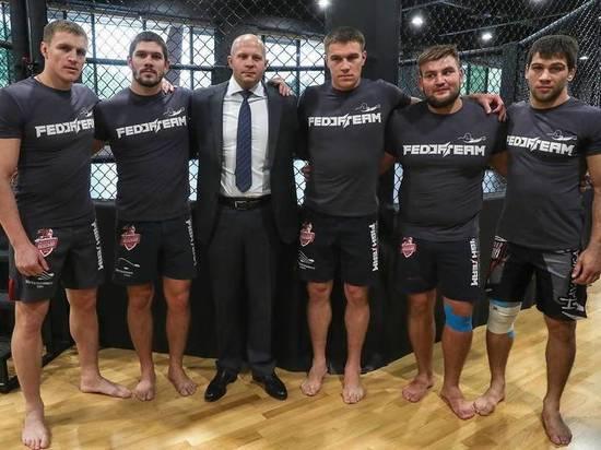 Вслед за Немковым: кто еще из учеников Федора может стать чемпионом