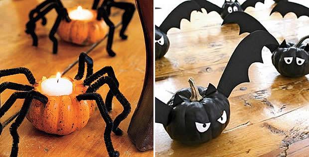Déco & DIY pour Halloween citrouilleshalloween