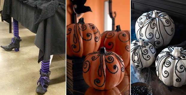 Déco & DIY pour Halloween de%CC%81cohalloween