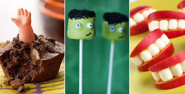 Déco & DIY pour Halloween foodhalloween