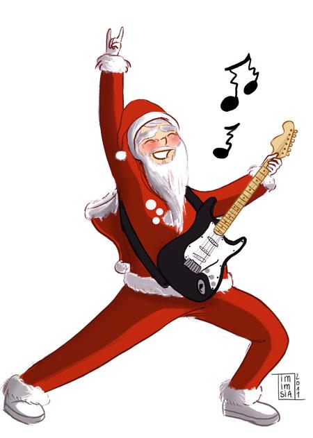 Un Noel Rock N Roll : Musique, Noël, Sélection, Chansons, Funky