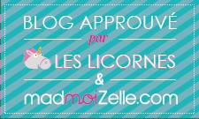 Les licornes de madmoizelle approuvent ce blog