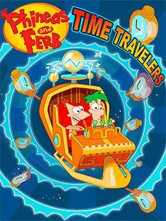 Phineas Et Ferb Le Jeu : phineas, Phineas, Ferb:, Travelers, Software, Download
