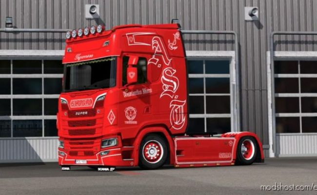 Ets2 Download Paintable Andreas Schubert Skin V1 1 Mod