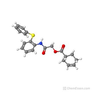 Molecular Weight of {[2-(phenylsulfanyl)phenyl]carbamoyl