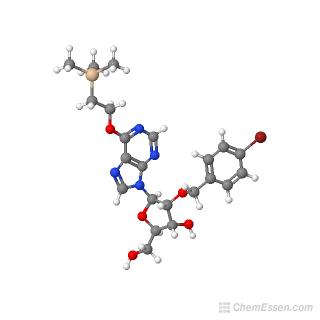 (2R,3R,4R)-4-[(4-bromophenyl)methoxy]-2-(hydroxymethyl)-5