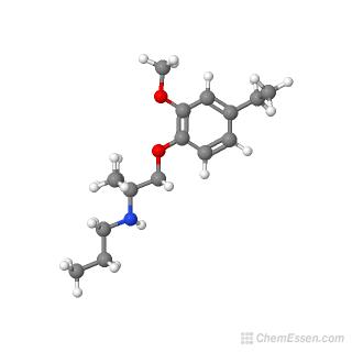 3-(4-ethyl-2-methoxyphenoxy)-2-methyl-2-(propylamino