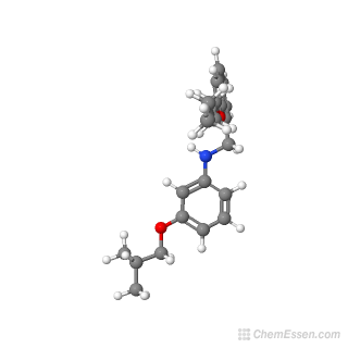 N-[(2-butoxyphenyl)methyl]-3-(2-methylpropoxy)aniline