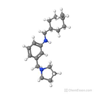 N-[(4-methylcyclohexyl)methyl]-3-(pyrrolidin-1-ylmethyl