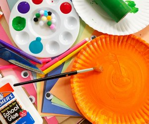 Follow easy craft tutorials, find free printables and coloring pages, and get advice on basic crafting techniques to make fun kids' crafts with the family. 30 Easy Paper Crafts For Kids For An Arty Day At Home Mommypoppins Things To Do With Kids