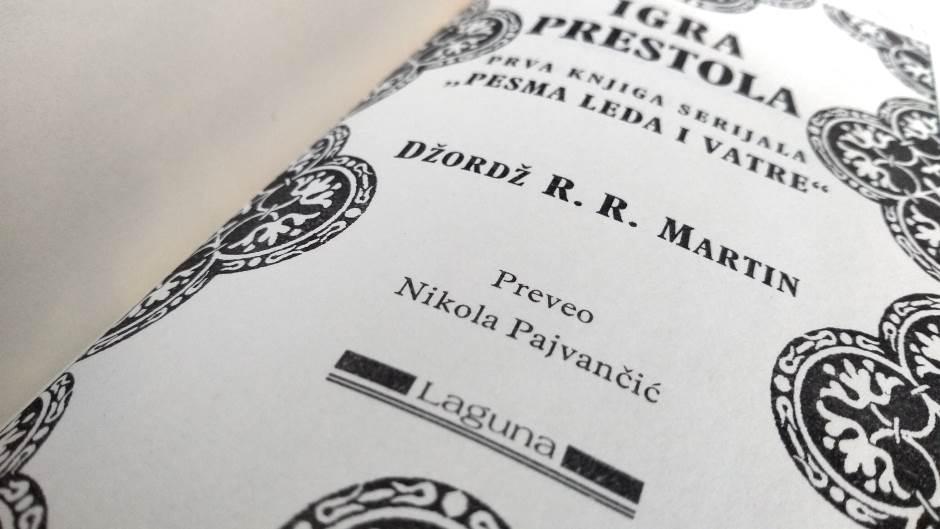 Preveo Nikola Pajvančić