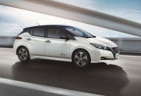 Nissan Leaf 2.ZERO EDITION 40kWh (2018) prix - Moniteur ...
