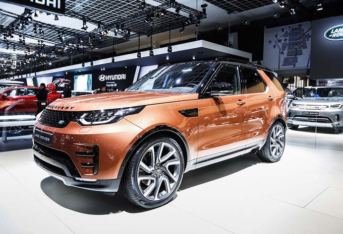 VIDO  Salon auto Bruxelles 2017  reportage SUV  Moniteur Automobile