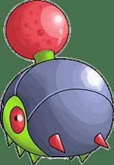 ID: 1132 Beebulg - Pokemon - Fakemon - Features Monster MMORPG Online