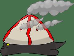 ID: 657 Volcaimpet - Pokemon - Fakemon - Features Monster MMORPG Online