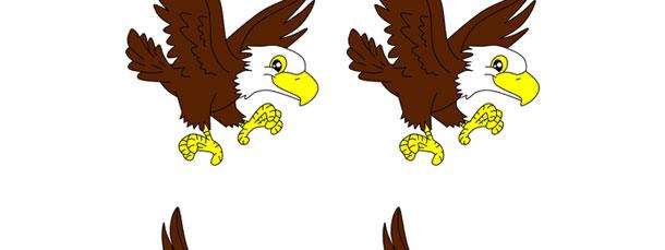 bald eagle templates