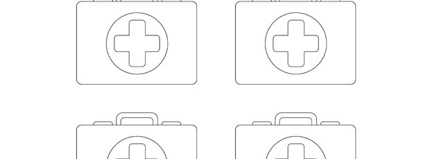 First Aid Kit Template