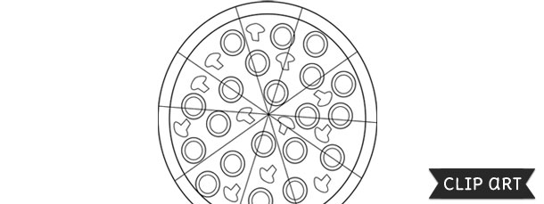 Whole Pizza Template