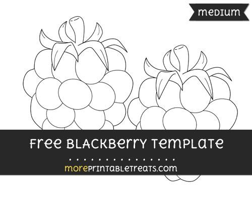 Blackberry Template