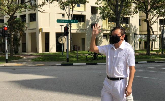 Opposition Stronghold Hougang Smc Sees Battle Between Wp S