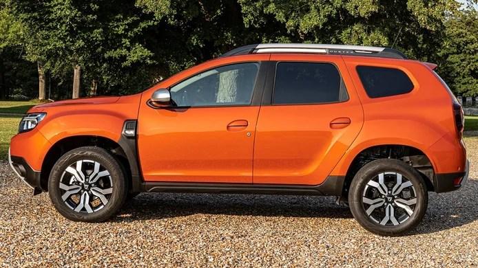 Dacia Duster Prestige Go - side