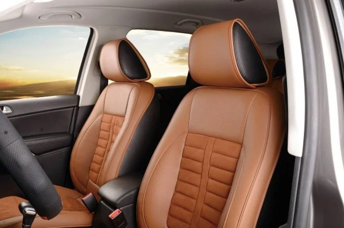 Cars with vegan interiors, the ultimate in ethical interiors