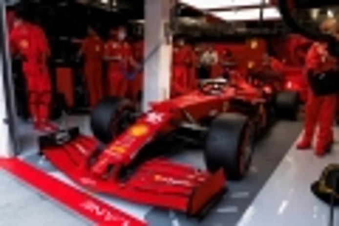 The new Ferrari engine,