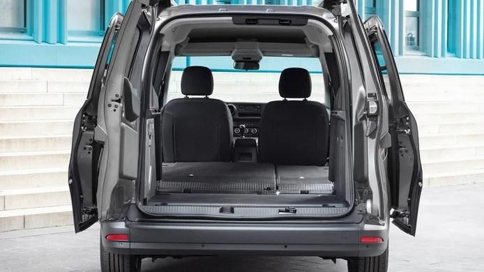 Mercedes Citan Tourer 2022 - trunk