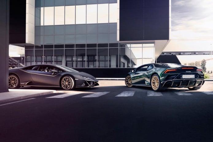 Photo Lamborghini Huracán Mexico Edition