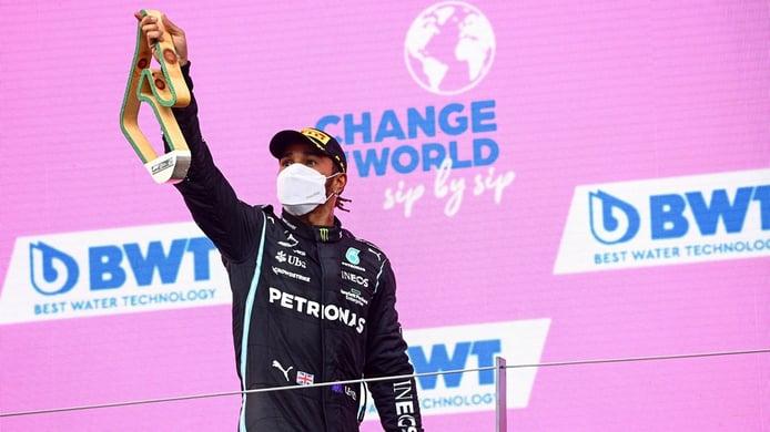 """Verstappen fears a Mercedes revival ... and Horner calls Hamilton a """"joker"""""""