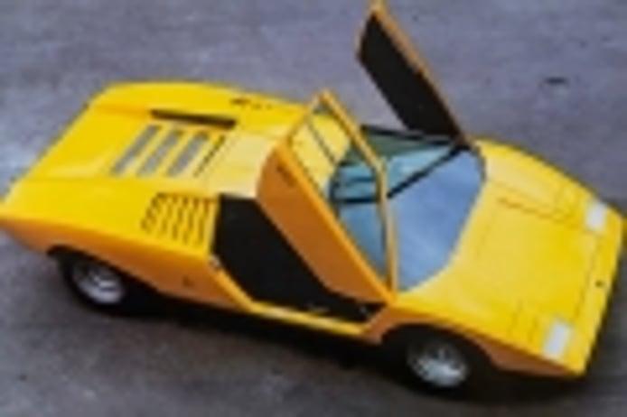 The original Lamborghini Countach turns 50