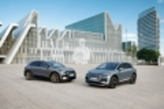 Test Audi Q4 e-tron, the electric mass of the four rings