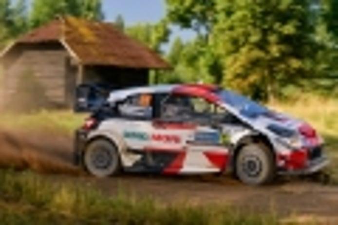 Rovanperä leads Estonia into first WRC win