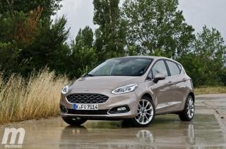 Foto 1 - Fotos prueba Ford Fiesta 2017