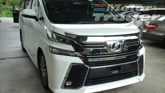 toyota all new vellfire 2.5 zg edition grand veloz 1.5 silver 2015 2 5 car included gst rm 339 000