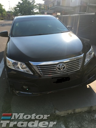 all new camry 2.5 g kelemahan grand avanza 2018 2012 toyota 2 5 selection rm 98 000 used car for sales