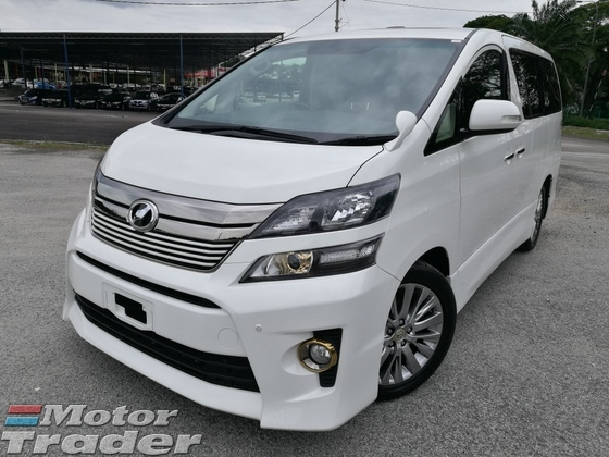 harga all new vellfire 2017 toyota yaris trd malaysia 2013 golden eye full spec with home theatre rm
