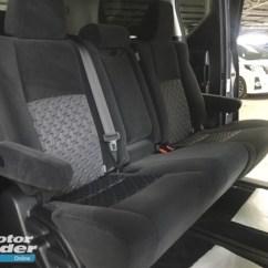 All New Vellfire Interior Grand Veloz Ring 17 2015 Toyota 2 5 Z 8 Seater Black Power Door High