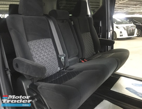 all new vellfire 2015 interior toyota camry indonesia 2 5 z 8 seater black power door high