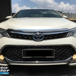 All New Camry 2.5 G Grand Veloz 2016 Toyota 2 5 Selection Rm 118 800 Used Car For Sales