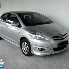 Toyota Yaris Trd Sportivo Specs All New Kijang Innova 2019 2010 Vios 1 5 Vvti High Spec Rm 32 800 Used