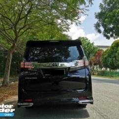 All New Vellfire 2020 Spesifikasi Oli Grand Avanza 2017 Toyota 2 5 A Zg High Spec Local Warranty Till